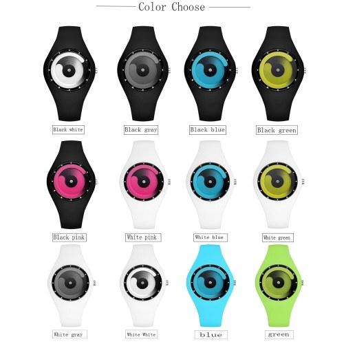 CRRJU 2136 Fashion Casual Quartz Watch