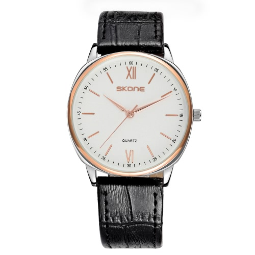 SKONE Casual Ultra-thin Men Watches Elegant Simple Quartz Watch 5ATM Water-resistant Male Wristwatch Relogio MusculinoApparel &amp; Jewelry<br>SKONE Casual Ultra-thin Men Watches Elegant Simple Quartz Watch 5ATM Water-resistant Male Wristwatch Relogio Musculino<br>