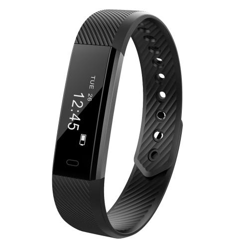 ID115 Smart Wrist Band
