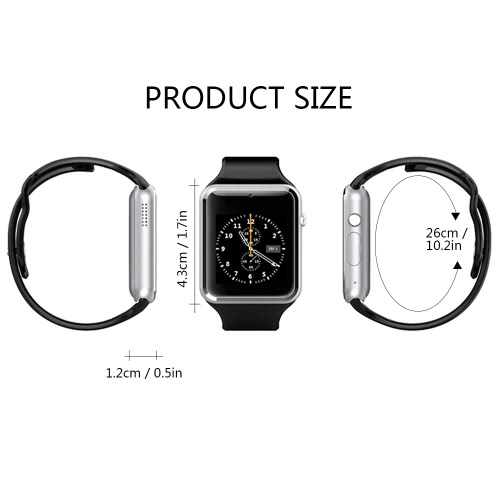 MTK6261 2G Smart WatchApparel &amp; Jewelry<br>MTK6261 2G Smart Watch<br>