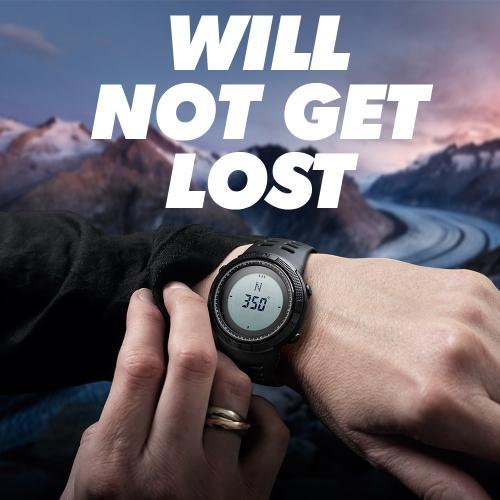 SKMEI Sport Watch 5ATM Water-resistant Digital Watch Backlight Men Wristwatch Male StopwatchApparel &amp; Jewelry<br>SKMEI Sport Watch 5ATM Water-resistant Digital Watch Backlight Men Wristwatch Male Stopwatch<br>