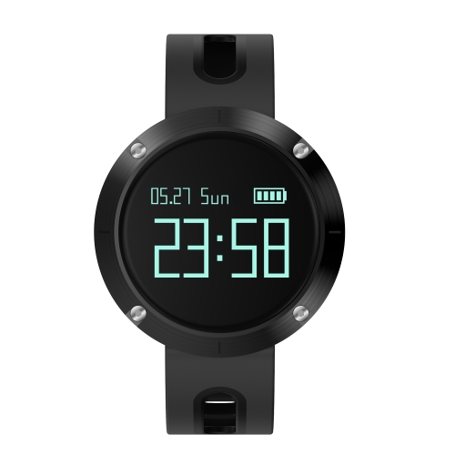 "Smart Watch 0.95 ""schermo touch screen OLED BT 4.0 NRF51822 CPU SmartWatch Pedometer Smartphone per Android 4.4 e IOS 8.0 o superiore"