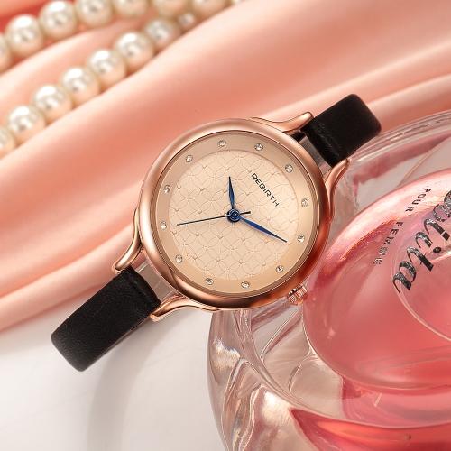REBIRTH Fashion Women Watches 1ATM Water-resistant Quartz Casual Simple Woman WristwatchApparel &amp; Jewelry<br>REBIRTH Fashion Women Watches 1ATM Water-resistant Quartz Casual Simple Woman Wristwatch<br>