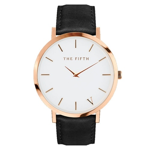 160レディースクォーツレザーストラップシンプルな腕時計
