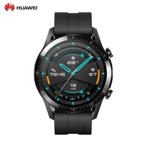 HUAWEI UHR GT 2 46mm 5ATM Wasserdichte Sport Smartwatch