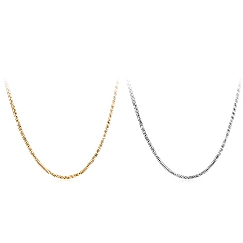 New Fashion Popular Jewelry High Quality Snake Chain Women Girl Beautiful Chraming Punk NecklaceApparel &amp; Jewelry<br>New Fashion Popular Jewelry High Quality Snake Chain Women Girl Beautiful Chraming Punk Necklace<br>