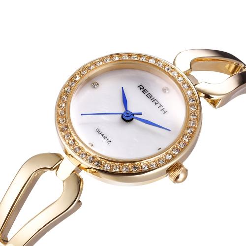 REBIRTH Fashion Casual Quartz Watch Life Water-resistant Watch Women Wristwatches FemaleApparel &amp; Jewelry<br>REBIRTH Fashion Casual Quartz Watch Life Water-resistant Watch Women Wristwatches Female<br>