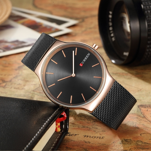 CURREN Fashion Luxury Stainless Steel Men Watches Quartz 3ATM Water-resistant Casual Man WristwatchApparel &amp; Jewelry<br>CURREN Fashion Luxury Stainless Steel Men Watches Quartz 3ATM Water-resistant Casual Man Wristwatch<br>