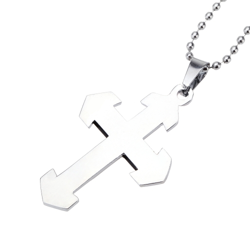 Fashion Personalized Cross Pendant Necklace Chain Vintage Retro Punk Man Womem Jewelry AccessoryApparel &amp; Jewelry<br>Fashion Personalized Cross Pendant Necklace Chain Vintage Retro Punk Man Womem Jewelry Accessory<br>