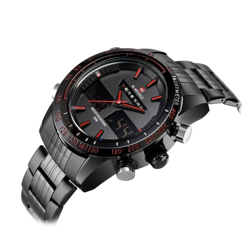 NAVIFORCE NF9024 Quartz Sports WristwatchApparel &amp; Jewelry<br>NAVIFORCE NF9024 Quartz Sports Wristwatch<br>