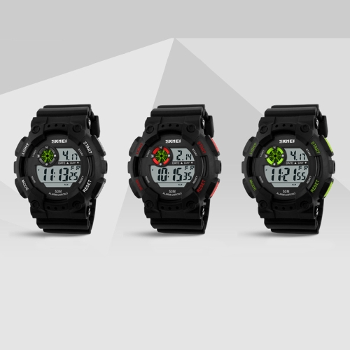 SKMEI High Quality 5ATM Waterproof Sports Wristwatch Fashion Outdoor Activity Military Cool Watch with Function   of Week Split TiApparel &amp; Jewelry<br>SKMEI High Quality 5ATM Waterproof Sports Wristwatch Fashion Outdoor Activity Military Cool Watch with Function   of Week Split Ti<br>