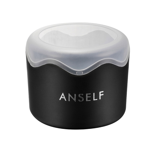 Anself Fashion Round Plastic Delicate Watch Box Wristwatch Container with Sponge Cushion Multifunctional Storage CaseApparel &amp; Jewelry<br>Anself Fashion Round Plastic Delicate Watch Box Wristwatch Container with Sponge Cushion Multifunctional Storage Case<br>