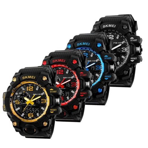 SKMEI LED Military Waterproof WristwatchApparel &amp; Jewelry<br>SKMEI LED Military Waterproof Wristwatch<br>