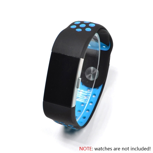 18mm Fashion Silicone Watch Band for Fitbit Charge 2 Watch Strap Bracelet Hidden Buckle Replacement BandApparel &amp; Jewelry<br>18mm Fashion Silicone Watch Band for Fitbit Charge 2 Watch Strap Bracelet Hidden Buckle Replacement Band<br>