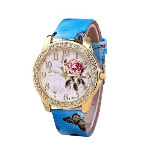 المرأة الكلاسيكية كوارتز ساعة