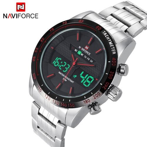 NAVIFORCE NF9024 Quartz Sports WristwatchApparel &amp; Jewelry<br>NAVIFORCE NF9024 Quartz Sports Wristwatch<br>