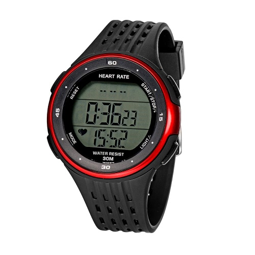 High Quality Water Resistant Outdoor Sports Multifunction Wristwatch