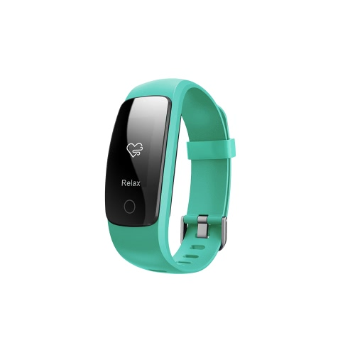 OLED Water-Proof BT4.0 Smart Wrist Band 0.96 Touch Screen Smart Bracelet Fitness Tracker Heart Rate Pedometer Sleep Monitor AlarmApparel &amp; Jewelry<br>OLED Water-Proof BT4.0 Smart Wrist Band 0.96 Touch Screen Smart Bracelet Fitness Tracker Heart Rate Pedometer Sleep Monitor Alarm<br>