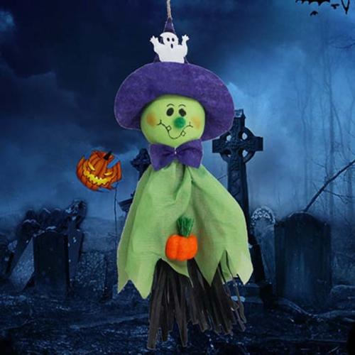 Scarecrow Horror Ghost Pendant Accessory Halloween Party Bar Decor Halloween Decoration SuppliesApparel &amp; Jewelry<br>Scarecrow Horror Ghost Pendant Accessory Halloween Party Bar Decor Halloween Decoration Supplies<br>