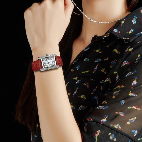 WWOOR 2016 Fashion Brand Luxury Women Watches Diamond Rhinestone Genuine Leather Strap Quartz Ladies Casual Wristwatch 30M Water-PApparel &amp; Jewelry<br>WWOOR 2016 Fashion Brand Luxury Women Watches Diamond Rhinestone Genuine Leather Strap Quartz Ladies Casual Wristwatch 30M Water-P<br>