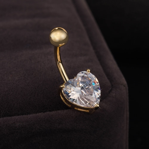 Fashion Popular Women Girl Body Jewelery Crystal Egg-shaped Oval Short Paragraph Buckle Navel NailApparel &amp; Jewelry<br>Fashion Popular Women Girl Body Jewelery Crystal Egg-shaped Oval Short Paragraph Buckle Navel Nail<br>