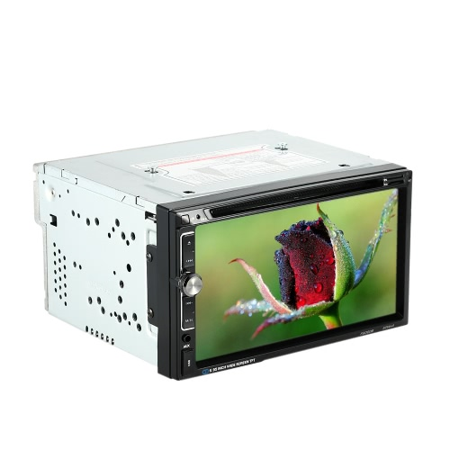 7 Universal 2 Din HD 1080P Bluetooth Car Stereo DVD PlayerCar Accessories<br>7 Universal 2 Din HD 1080P Bluetooth Car Stereo DVD Player<br>