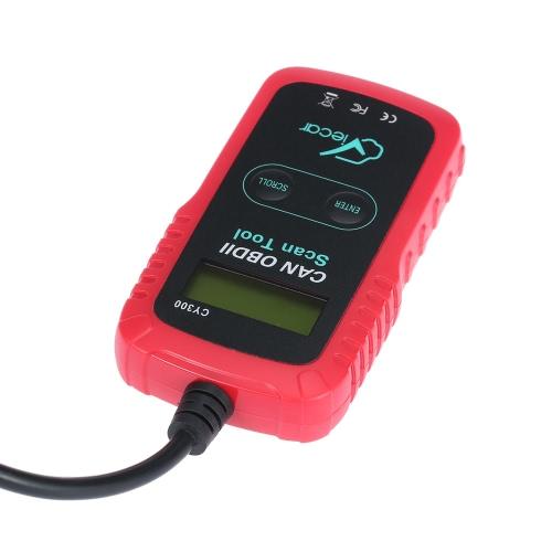 Viecar CY300 OBDII Car Diagnostic Scanner Code Reader Scan ToolCar Accessories<br>Viecar CY300 OBDII Car Diagnostic Scanner Code Reader Scan Tool<br>