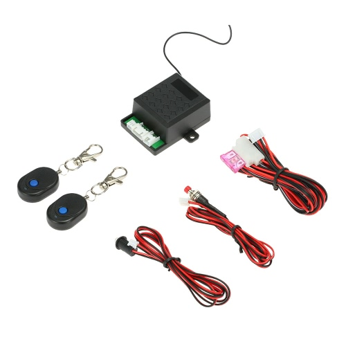 Universal Car Immobilizer Anti Theft Security System Alarm Protection with 2 Remote ControllerCar Accessories<br>Universal Car Immobilizer Anti Theft Security System Alarm Protection with 2 Remote Controller<br>
