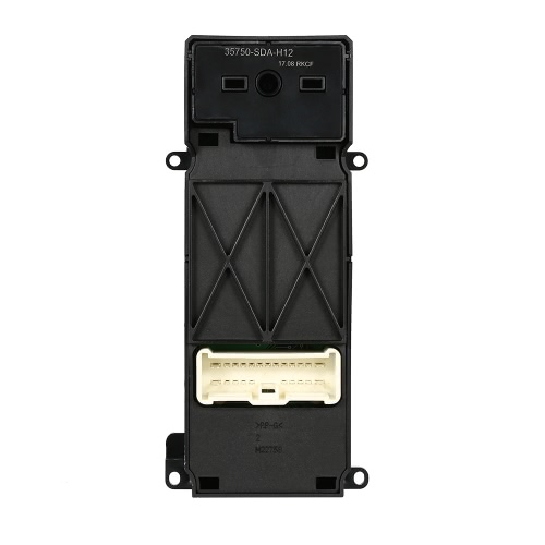 Electric Power Window Master Switch 35750-SDA-HO7 for Honda Accord 2003-2007Car Accessories<br>Electric Power Window Master Switch 35750-SDA-HO7 for Honda Accord 2003-2007<br>