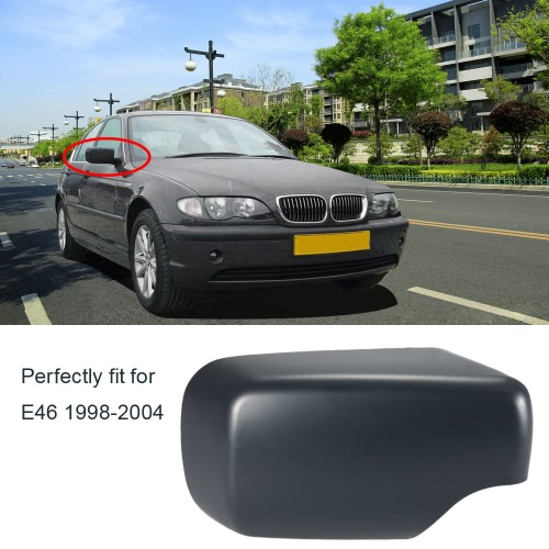 Right Rearview Mirror Shell Cover Car Door Side View Protection Cap Housing Case for BMW E46 1998-2004Car Accessories<br>Right Rearview Mirror Shell Cover Car Door Side View Protection Cap Housing Case for BMW E46 1998-2004<br>
