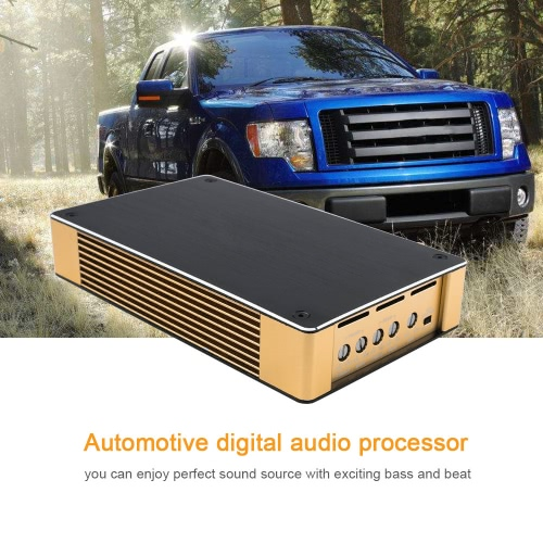 Ford F150 Pickup Car General Sound Processor Audio Tuner DSPCar Accessories<br>Ford F150 Pickup Car General Sound Processor Audio Tuner DSP<br>