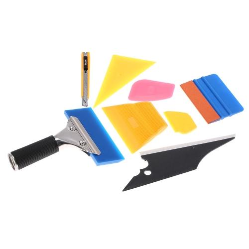 Car Window Film Tint Tools Kit Squeegee Scraper For Car Application Film TintCar Accessories<br>Car Window Film Tint Tools Kit Squeegee Scraper For Car Application Film Tint<br>