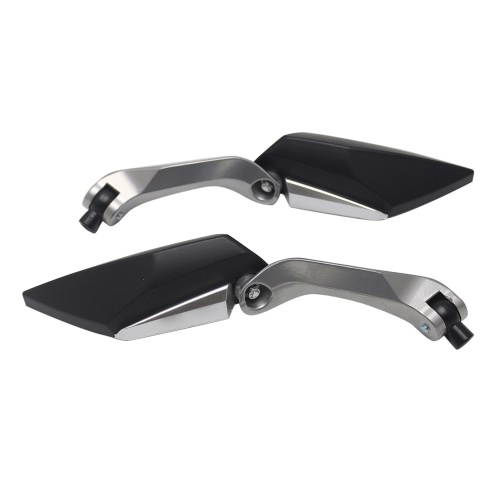 1 Pair Universal Motorcycle Aluminum Alloy Diamond Shape Rotatable Rearview Side Grid Mirror Adapter Screws Modified Accessories fCar Accessories<br>1 Pair Universal Motorcycle Aluminum Alloy Diamond Shape Rotatable Rearview Side Grid Mirror Adapter Screws Modified Accessories f<br>