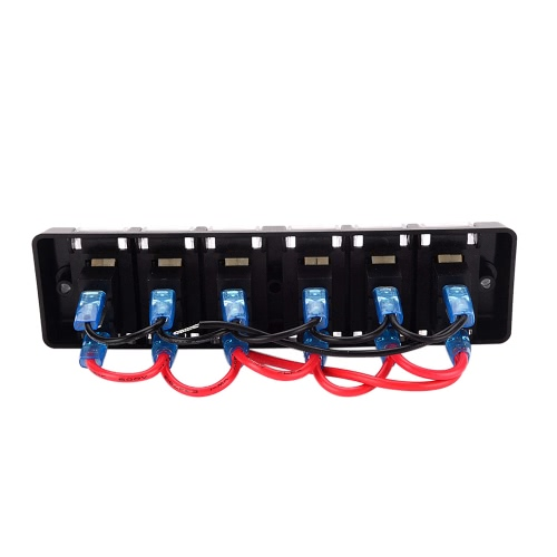 4 in 1 Marine Boat Car 12V-24V Power Panel 4 Switch With Transparent CoverCar Accessories<br>4 in 1 Marine Boat Car 12V-24V Power Panel 4 Switch With Transparent Cover<br>