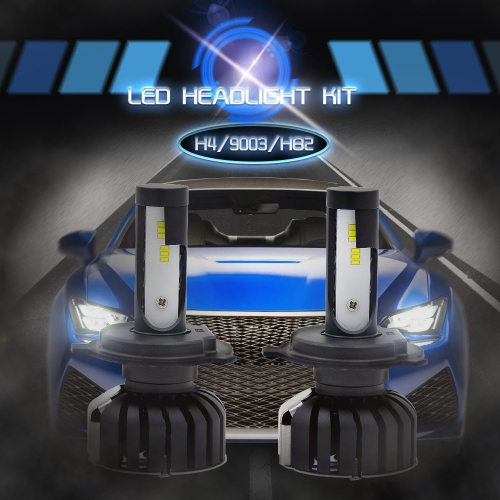 Car LED Headlights Bulbs All in One Conversion Light Kit H7 6000K 8000LMCar Accessories<br>Car LED Headlights Bulbs All in One Conversion Light Kit H7 6000K 8000LM<br>