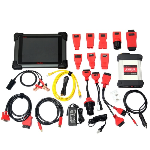 Autel MaxiSys Pro Car Diagnostic Scan Tool WiFi Full System Code Scanner 9.7inch 1024 * 768 LED Screen with Rear CameraCar Accessories<br>Autel MaxiSys Pro Car Diagnostic Scan Tool WiFi Full System Code Scanner 9.7inch 1024 * 768 LED Screen with Rear Camera<br>