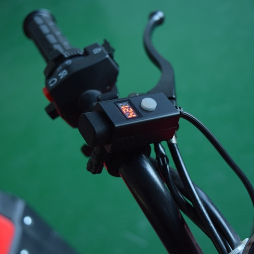 12-24V Motorcycle SAE 3.1A Dual USB Waterproof Power Charger  With Switch LED Indicator LightCar Accessories<br>12-24V Motorcycle SAE 3.1A Dual USB Waterproof Power Charger  With Switch LED Indicator Light<br>
