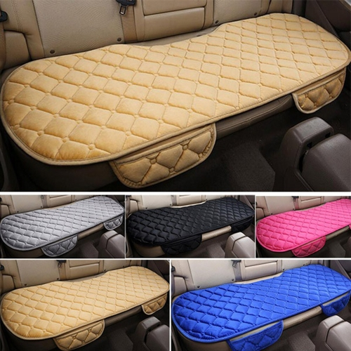 Monolithic Single Car Seat Cover Breathable Plush Seat Warm Cushion Autumn and Winter Auto AccessoriesCar Accessories<br>Monolithic Single Car Seat Cover Breathable Plush Seat Warm Cushion Autumn and Winter Auto Accessories<br>