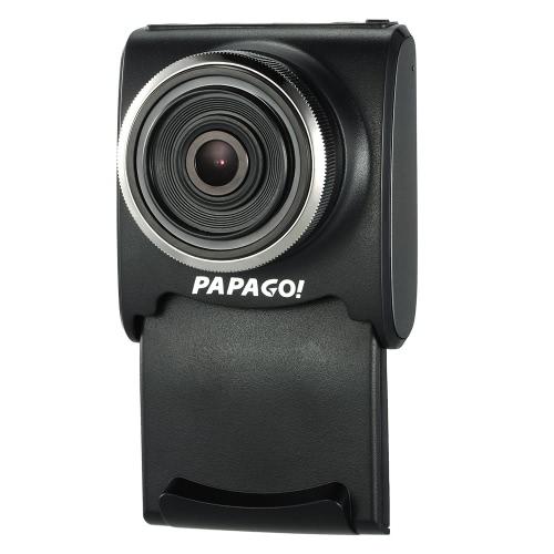 PAPAGO GoSafe200 Car DVR Novatek 96650 Full HD 2.0 LCD 130 Degree Angle  Video RecorderCar Accessories<br>PAPAGO GoSafe200 Car DVR Novatek 96650 Full HD 2.0 LCD 130 Degree Angle  Video Recorder<br>