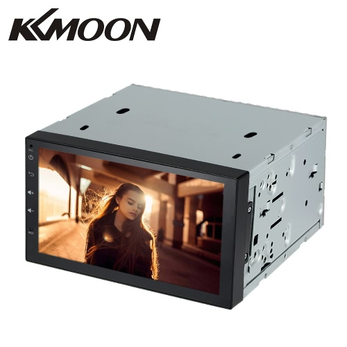KKmoon 2 Din HD Touch Screen Car Stereo Radio Player GPS Navigation Multimedia Entertainment System WiFi BT AM/FM Android 5.1Car Accessories<br>KKmoon 2 Din HD Touch Screen Car Stereo Radio Player GPS Navigation Multimedia Entertainment System WiFi BT AM/FM Android 5.1<br>