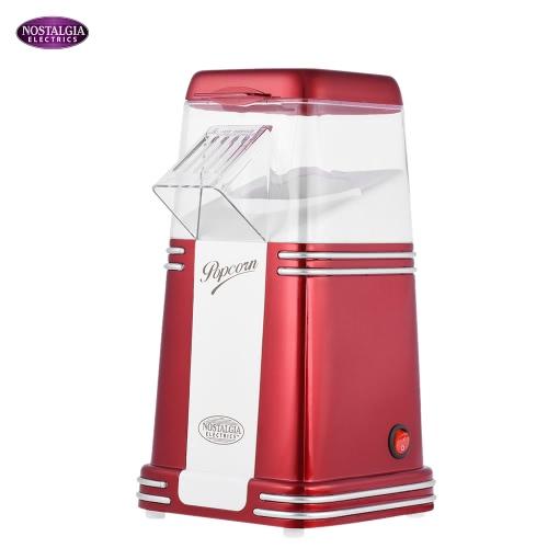Nostalgia RHP310 Retro Series Electric Household Mini Hot Air Popcorn Maker Machine Corn PopperHome &amp; Garden<br>Nostalgia RHP310 Retro Series Electric Household Mini Hot Air Popcorn Maker Machine Corn Popper<br>