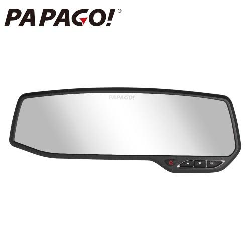 PAPAGO M10G Car DVR Novatek 96650 1080P 2.7 Screen 147 Degree Angle  Anti glare rearview mirror Video RecorderCar Accessories<br>PAPAGO M10G Car DVR Novatek 96650 1080P 2.7 Screen 147 Degree Angle  Anti glare rearview mirror Video Recorder<br>