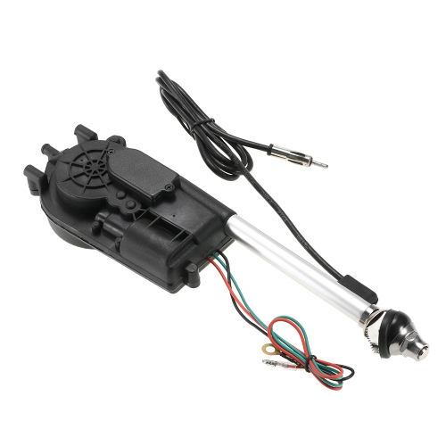 Universal Auto Car Power Electric Aerial AM FM Radio Mast Antenna 12V Car SUVCar Accessories<br>Universal Auto Car Power Electric Aerial AM FM Radio Mast Antenna 12V Car SUV<br>