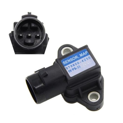 079800-4250 Sensore MAP sensore pressione aria per manifold Denso Honda originale
