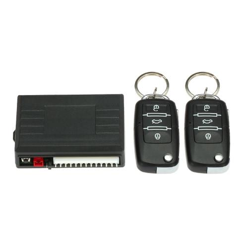 Car Door Lock Système d'entrée sans clé Kit de verrouillage à distance centrale pour VW LUPO POLO