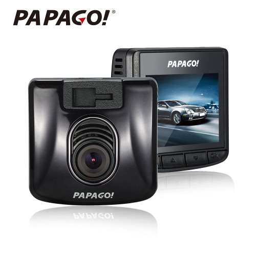 PAPAGO F15 Novatek 96223 1080P Car DVRCar Accessories<br>PAPAGO F15 Novatek 96223 1080P Car DVR<br>