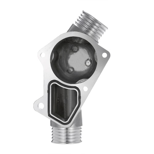 Aluminum Thermostat Housing Cover with Gasket for BMW M3 Z3 E34 E36Car Accessories<br>Aluminum Thermostat Housing Cover with Gasket for BMW M3 Z3 E34 E36<br>