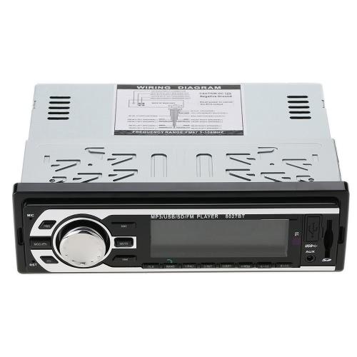 JSD-8027BT Multifunction Stereo BT Vehicle MP3 Player Car RadioCar Accessories<br>JSD-8027BT Multifunction Stereo BT Vehicle MP3 Player Car Radio<br>
