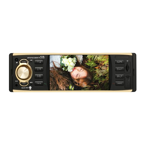 4.1 inch Universal TFT HD Digital Screen Car Radio MP5 Player Comes with a Steering Wheel ControllerCar Accessories<br>4.1 inch Universal TFT HD Digital Screen Car Radio MP5 Player Comes with a Steering Wheel Controller<br>