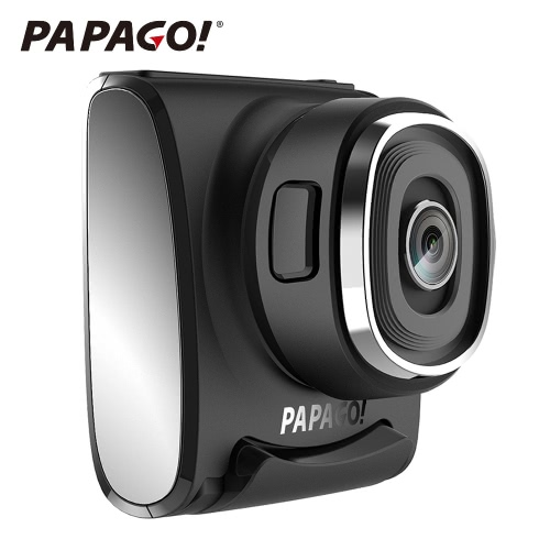 PAPAGO H50 Car DVR PPG 8030 1440P 2.0 inch Slide Screen 142 Degree Angle Video RecorderCar Accessories<br>PAPAGO H50 Car DVR PPG 8030 1440P 2.0 inch Slide Screen 142 Degree Angle Video Recorder<br>